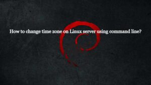 How To Change TimeZone On Linux Server